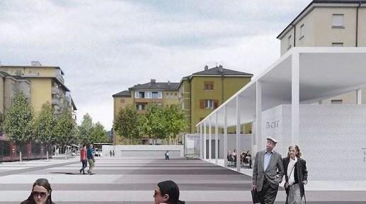 Bolzano, oggi la prima pietra della nuova piazza Matteotti