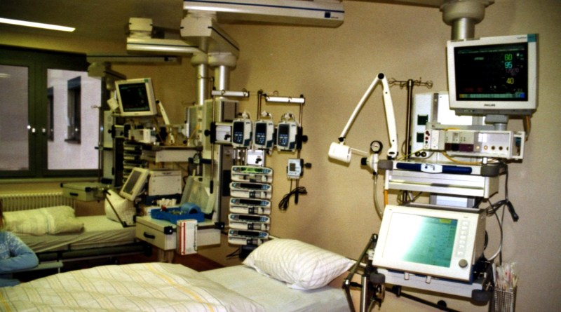 Terapia intensiva, in Alto Adige disponibili ancora 11 posti