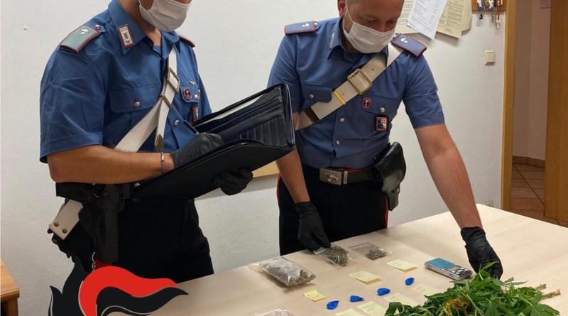 Ortisei, cocaina e marijuana in tasca: denunciato un uomo