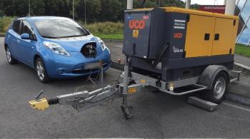 E-Autos und Diesel