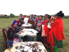Health camp at Mechaki sapori