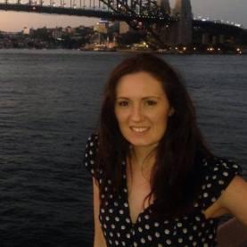 Lynne Millar Pic bio