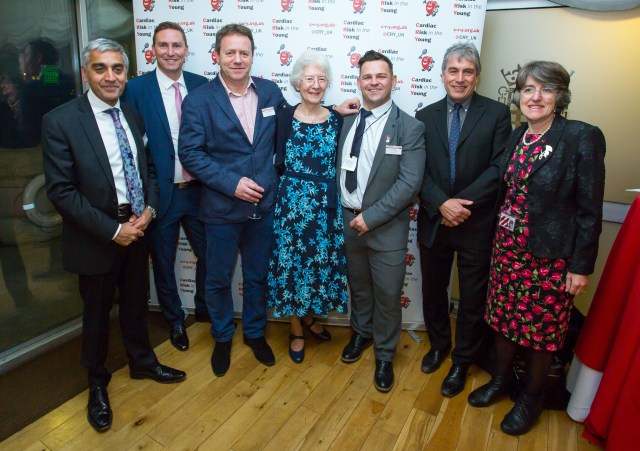 Andy Scott, Lee Mears, Simon Halliday, Baroness finlay, John Inverdale