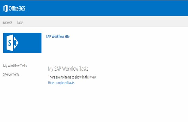 Site Templates Part 14: SAP Workflow Site in SharePoint 2013 and ...