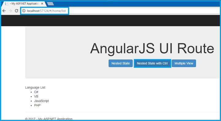 angular UI