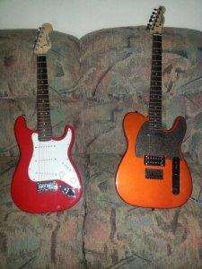 Guitars - 1