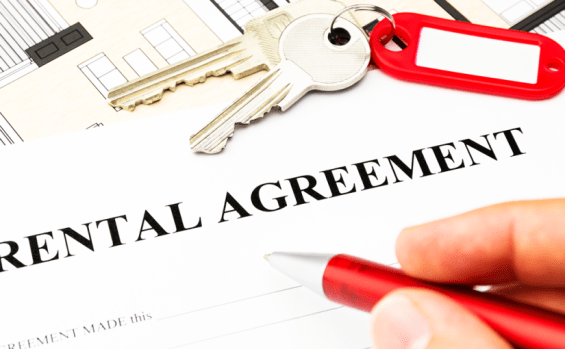 befroe you sign a rental agreement