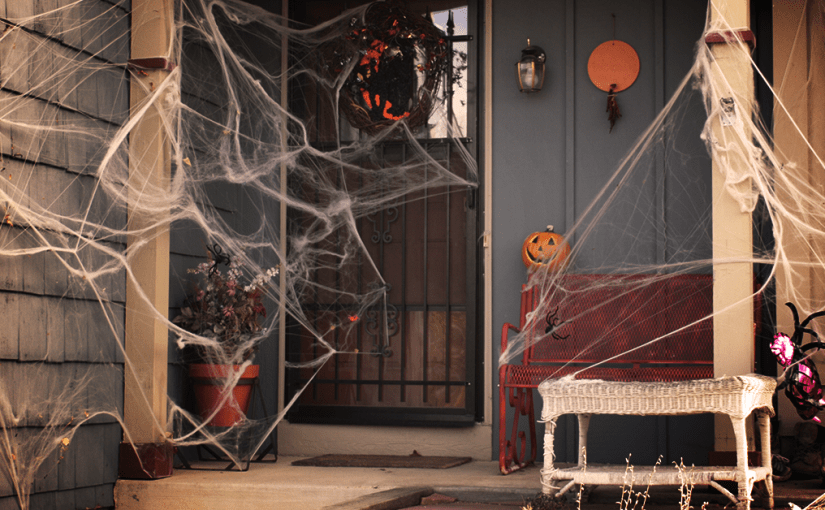 How to Scare off Pests This Halloween