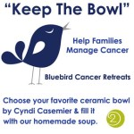 bluebird cancer retreat fundraiser