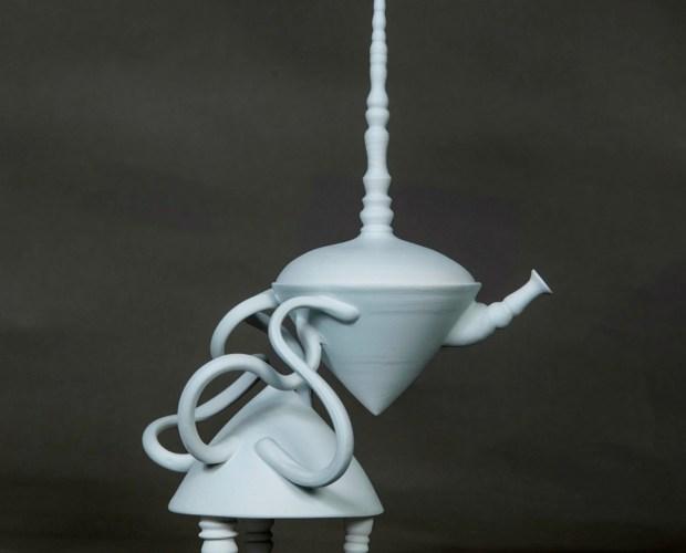 Mikey McGhee Teapot