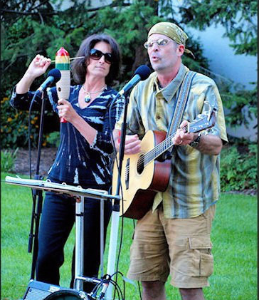 WoodSong Duo