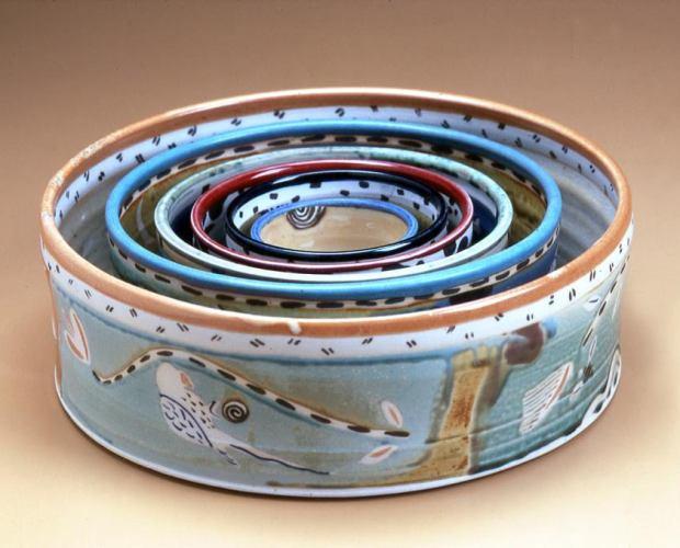 Lynn Smiser Bowers bowl