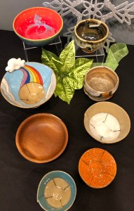 An inside look at handmade ceramic and wood bowls