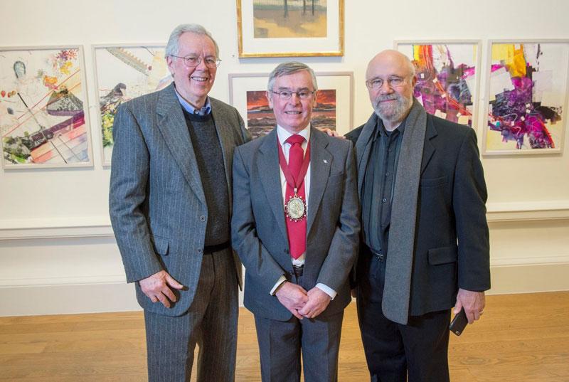 Mark Mehaffey in Scotland