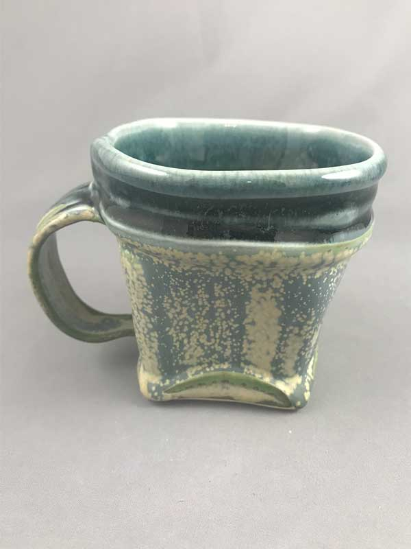 Mug 1 - hand built by Marion Angelica