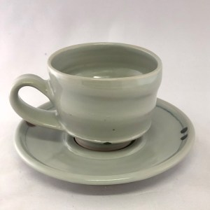 Cup and Saucer set by Julie Devers