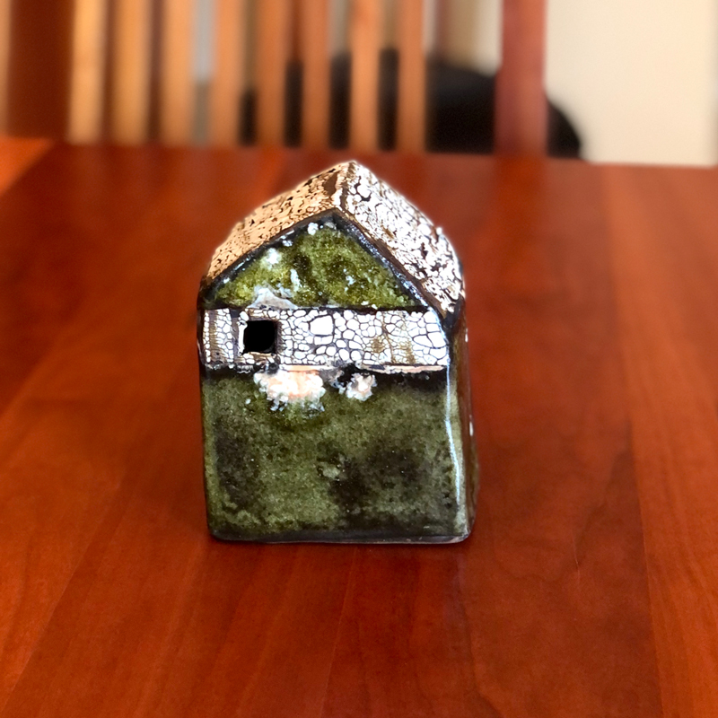 Small Ceramic Cottage
