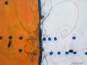Frequency Series III by Christi Dreese
