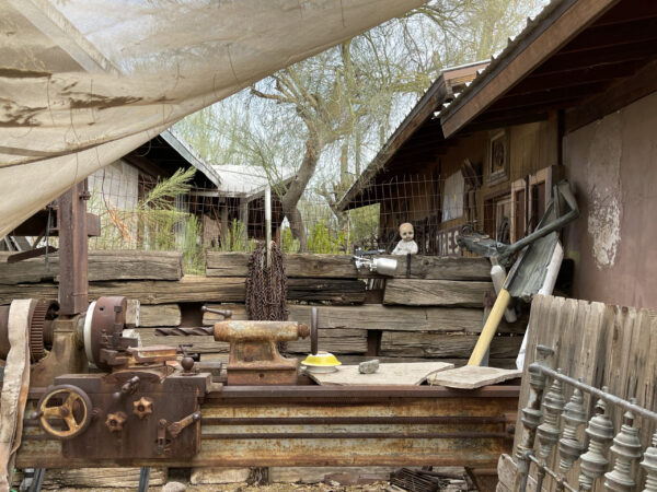 Cattle Tracks Arts Compound