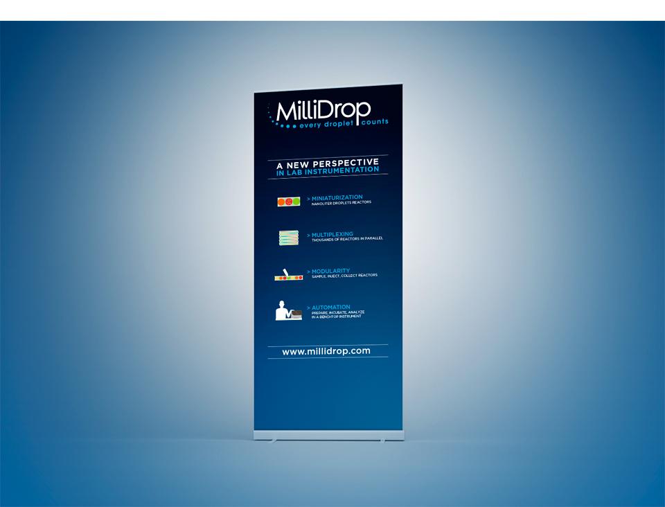 Millidrop - Rollup