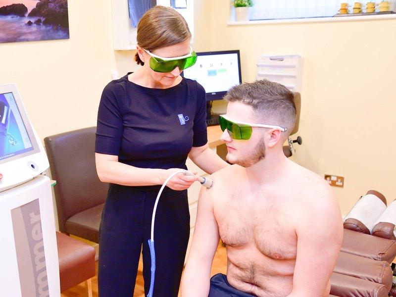Chiropractor in Cowbridge, Vale of Glamorgan