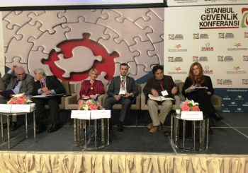"C3I took part in Istanbul Security Conference ""Change in State Nature: Borders of Security"""