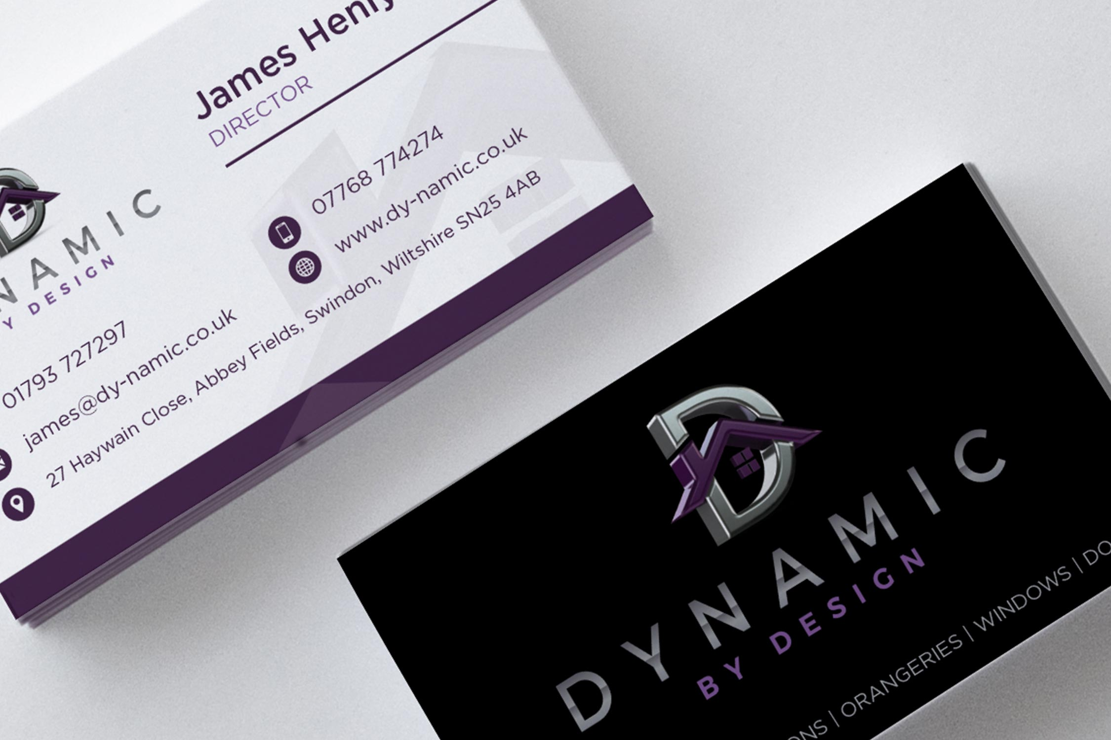 Unique image of what makes a good business card business cards make a good impression c3 marketing ltd magicingreecefo Gallery