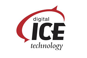 C41 Film Processing Digital ICE Tecnology Logo Picture