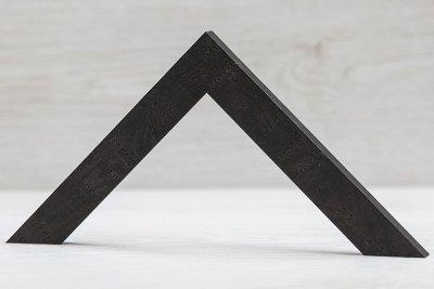 Natural - Black Thin