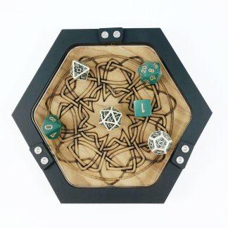 Mini Hexagon Tray