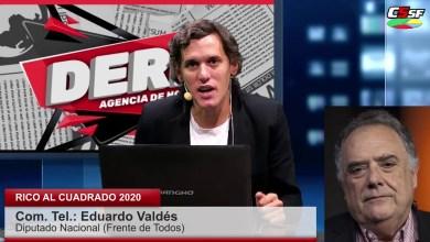 Photo of C5SF –  Eduardo Valdés – Diputado Nacional (Frente de Todos) – RICO AL CUADRADO 2020 –   02 marzo 2020