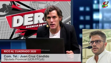 Photo of C5SF –  Juan Cruz Cándido – Diputado Provincial (UCR – FPCyS) – RICO AL CUADRADO 2020 –  02 marzo 2020