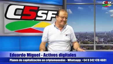 Photo of C5SF –  EDUARDO MIGUEL – Planes de capitalización en criptomonedas – 09 marzo 2021
