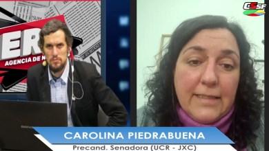Photo of C5SF –  CAROLINA PIEDRABUENA – Precandidata a Senadora (UCR – JXC) – RICO AL CUADRADO 2021 – 20 julio 2021