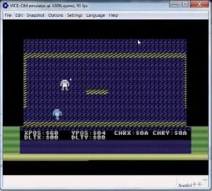 Spelunker Screen 0