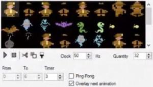 SpritePad Animati