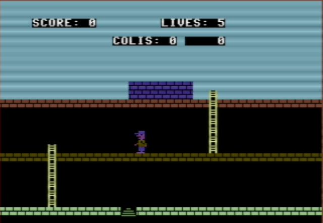 Commodore 64 Basic programming