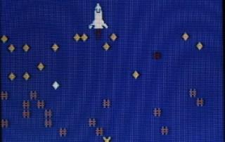 Commodore Lunar Lander screenshot