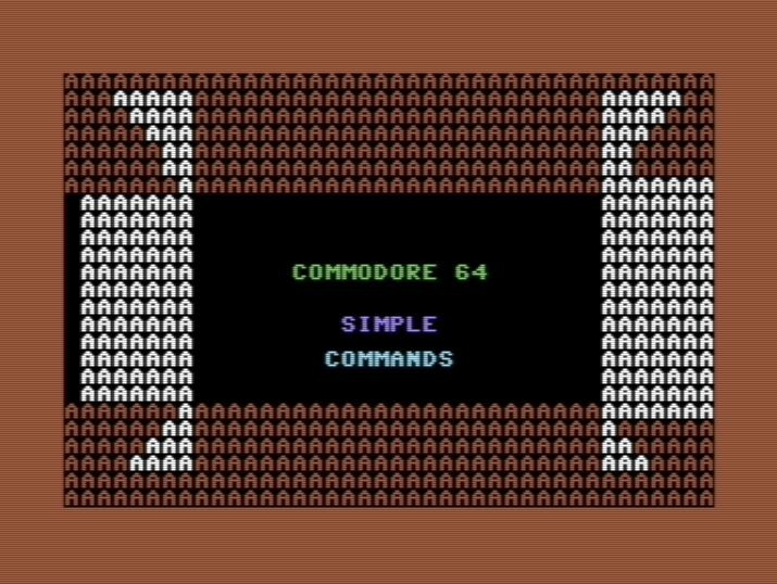 Basic programming for the Commodore 64