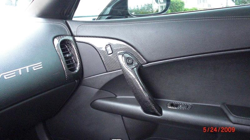 Corvette Interior Parts C6