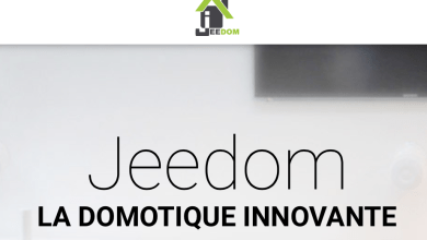 Photo de Présentation de la solution domotique Jeedom