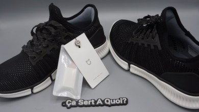 Photo of Test des Xiaomi Smart Sneakers : les baskets connectées avec la puce Intel Curie