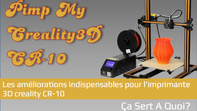 Photo of Imprimante 3D Creality CR-10 : les améliorations indispensables