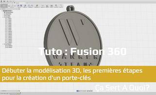 Photo of Tuto : Débuter la modélisation 3D avec Fusion 360