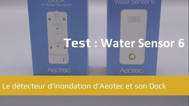 Photo of Test : Détecteur d'inondation Water Sensor 6 de Aeotec