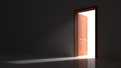 Photo de La porte magique domotisée – Une merveille