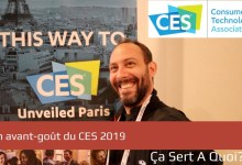 Photo of VLOG : #CES Unveiled Paris 2018