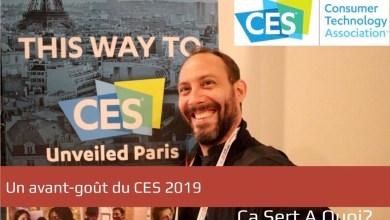 Photo of VLOG : #CES Unveiled Paris 2018