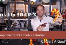 Photo of Test : L'imprimante 3D Creality3D CR-X