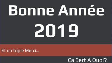 Photo de Meilleurs vœux pour 2019